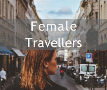 Female Travellers PDF Featured
